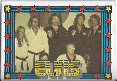 Elvis Presley Trading Cards The 1978 Monty Gum Card 3