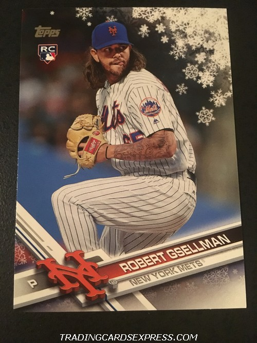 Robert Gsellman Baseball Card Archives Trading Cards Express